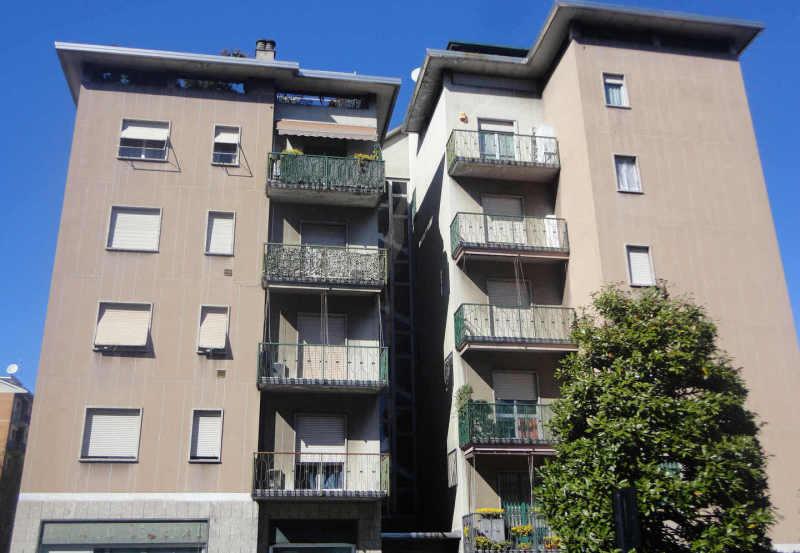 Via Sanzio, Cormano